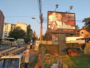Bilbord Beograd BG-466