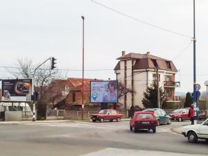 Bilbord Kragujevac KG-268