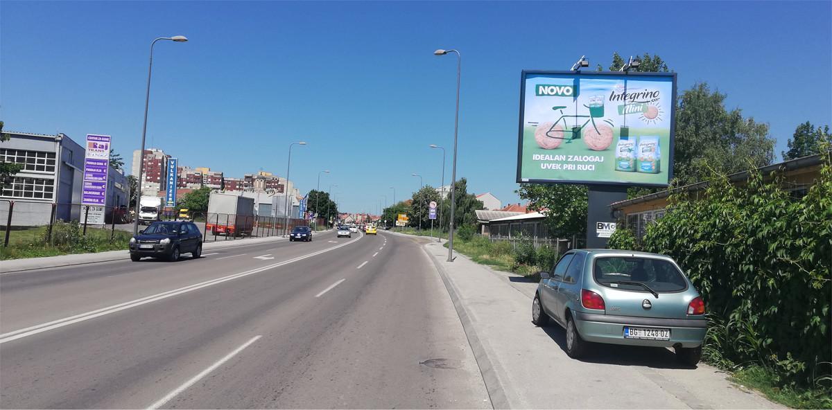Bilbord Kragujevac KG-254