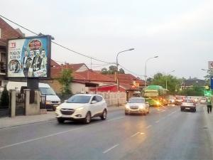 Bilbord Kragujevac KG-263