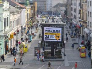 Bilbord Kragujevac KG LED-01