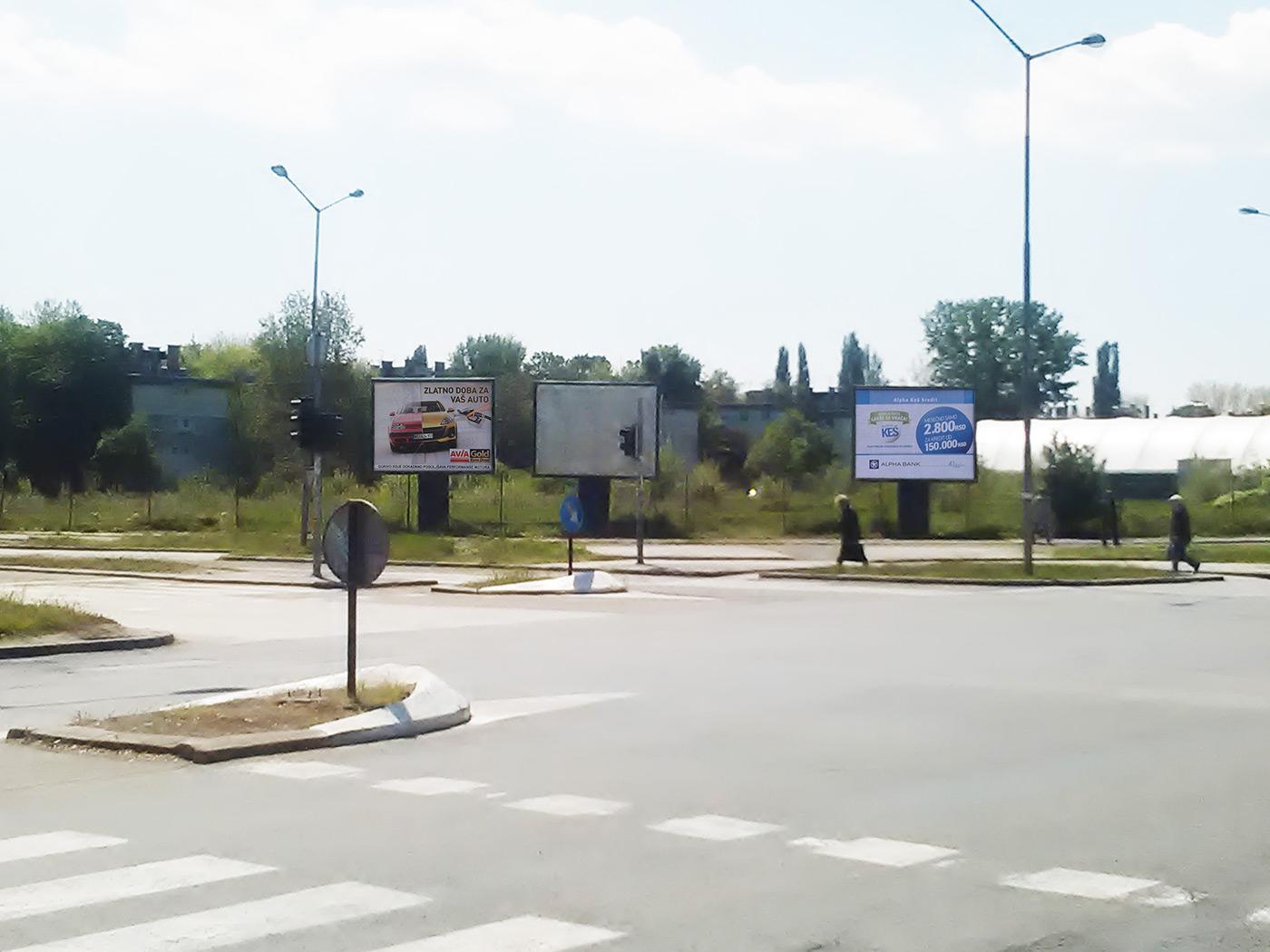 Bilbord Novi Sad NS-42