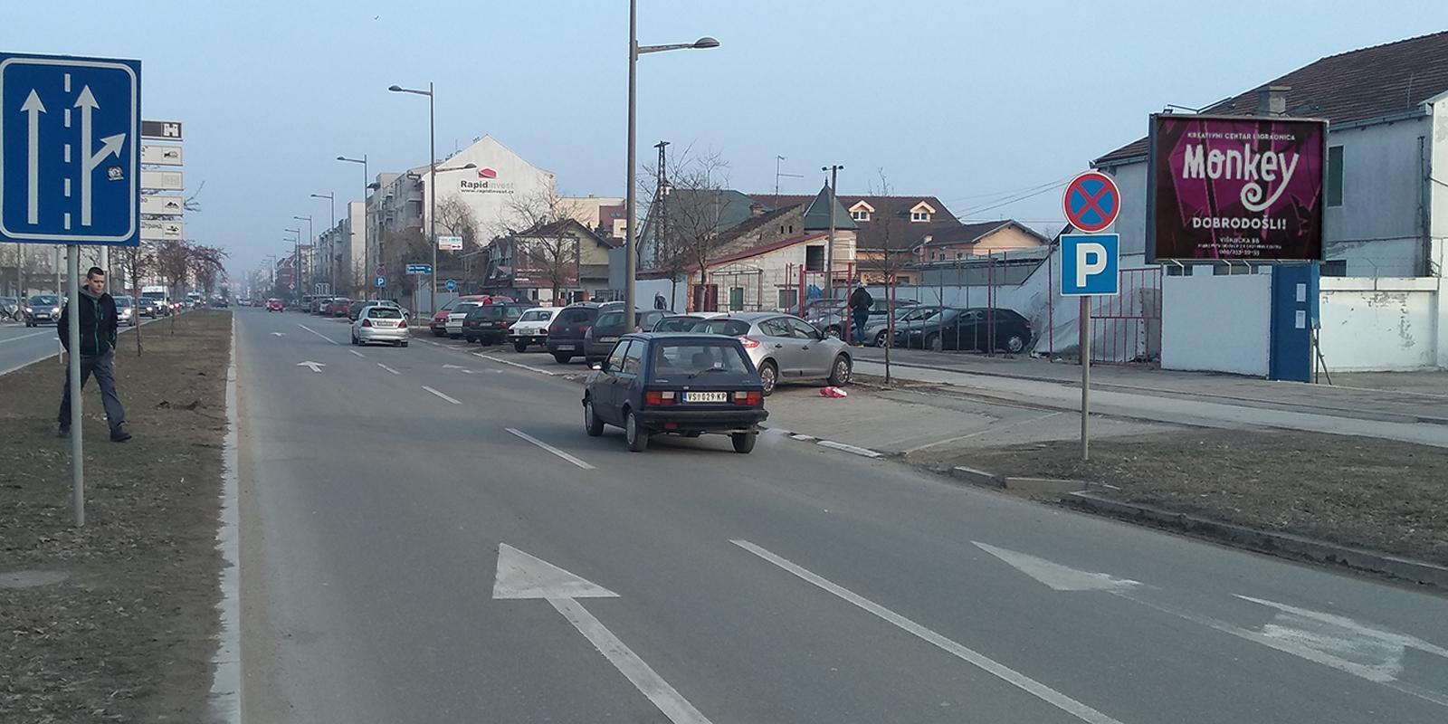 Bilbord Novi Sad NS-47