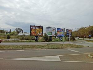 Bilbord Novi Sad NS-40