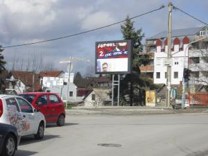 Bilbord Obrenovac OB-10