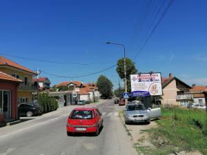 Bilbord Soko Banja SB-01B