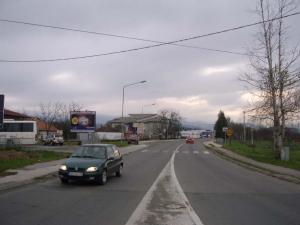 Bilbord Vrnjačka Banja VB-01a