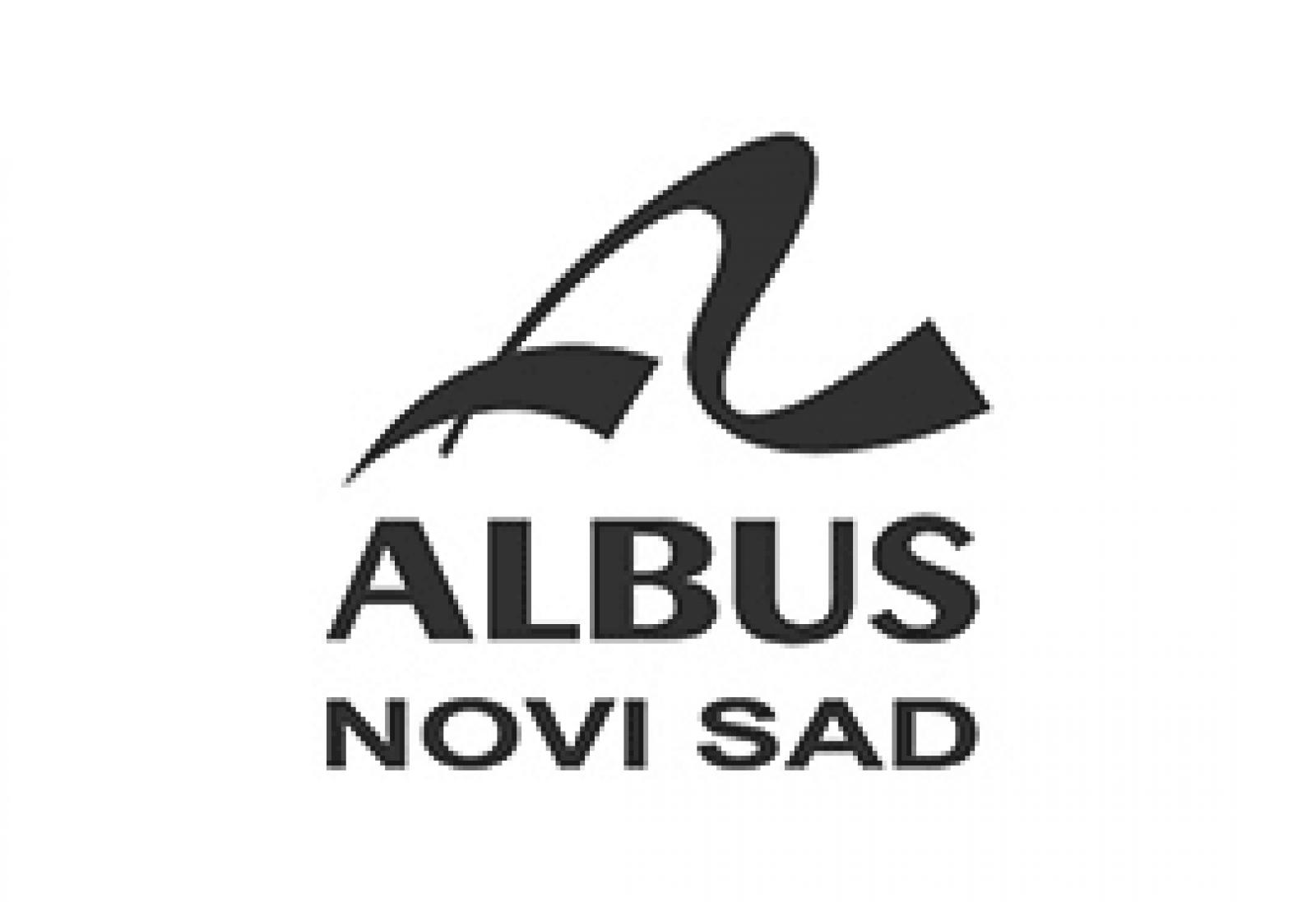 Bilbord za kompaniju Albus