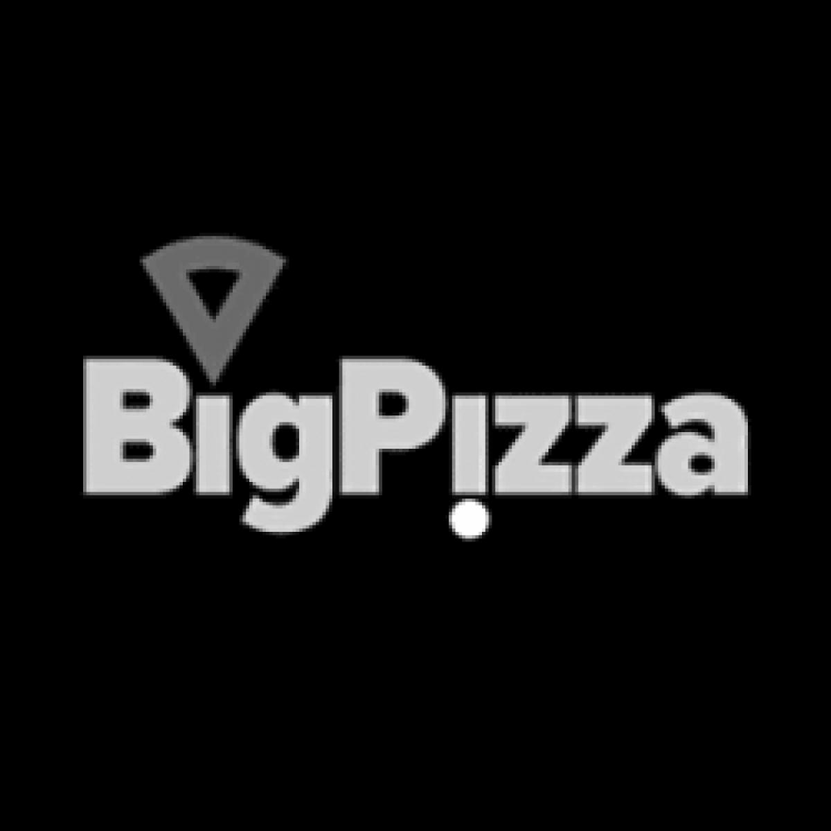 Bilbord za kompaniju Big pizza