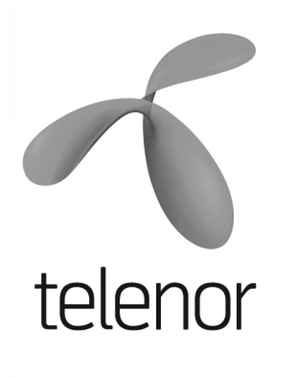 Bilbord za kompaniju Telenor