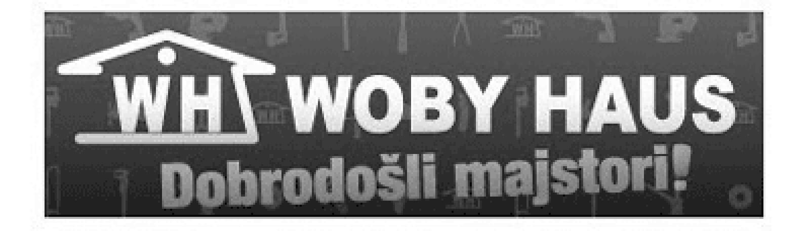 Bilbord za kompaniju woby hause